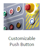 Schneider Electrical Industrial Customizable Push Buttons