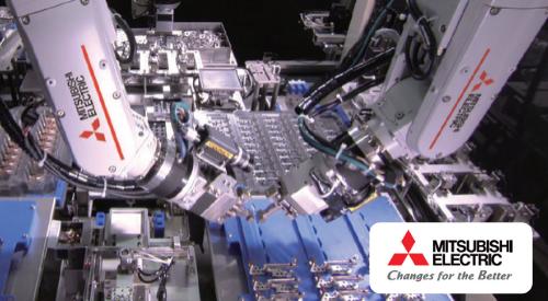 3E Mitsubishi Electric Industrial Robots