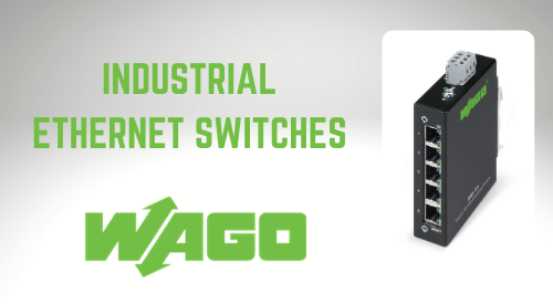 Wago Industrial Ethernet Switches