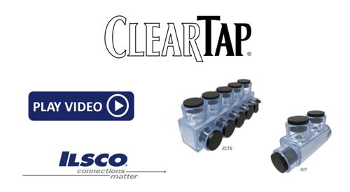 Ilsco Cleartap