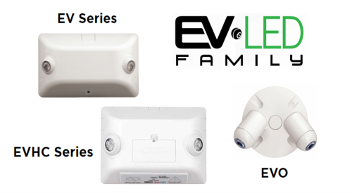 Hubbell Lighting Solutions Dual Lite EV Family of Products