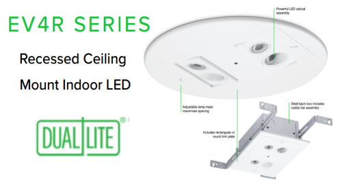Recessed Ceiling Mount Indoor LED