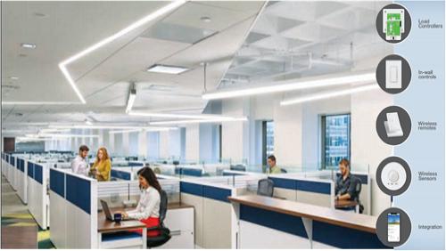 Lutron Control Solutions Wireless Lighting Control