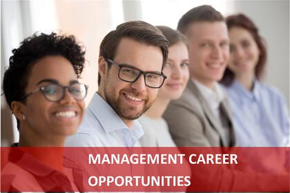 Mangement Career Opportunities Image for Landing Page