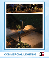 Area Site & Landscaping Lighting
