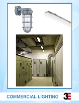 Hazardous, Explosive Proof & Vapor Tight Lighting