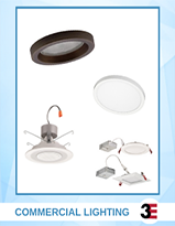 Recessed & Downlighting