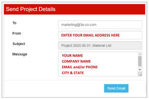 Send Project Details