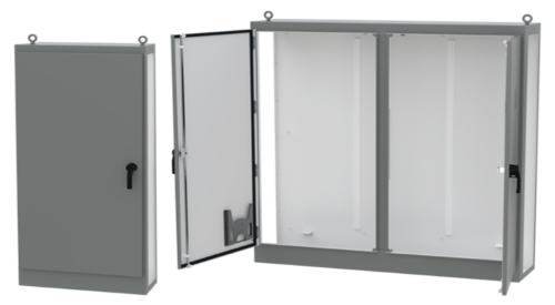 Hoffman Universal Free Stand Enclosures Type 4,12,3R