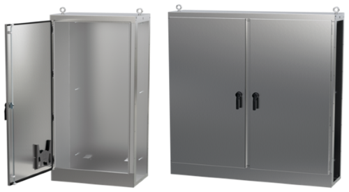 Hoffman Universal Free Stand Enclosures Type 4X,4,12,3R