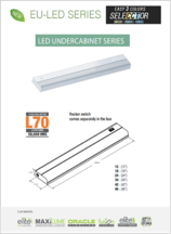 Elite Undercabinet Lighting New Products