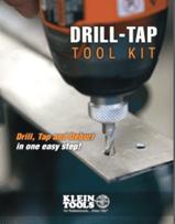 Klein Drill Tap Tool Kit