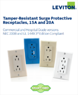 New Products Leviton Surge