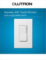 New Products Sunnata Touch Dimmer
