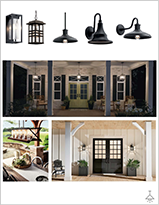 Product Outdoor Decorative Lighting