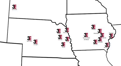 3E Map