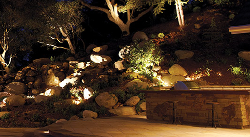 Area, Site & Landscape Lighting