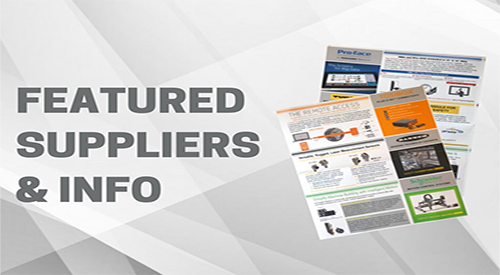 Featured Suppliers & Information