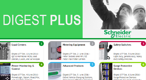 Square D / Schneider Electric Digest