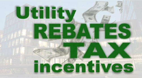 Utility Rebates & Tax Incentives
