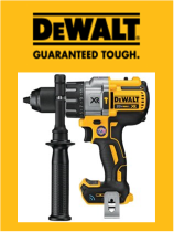 New Products at 3E DeWalt
