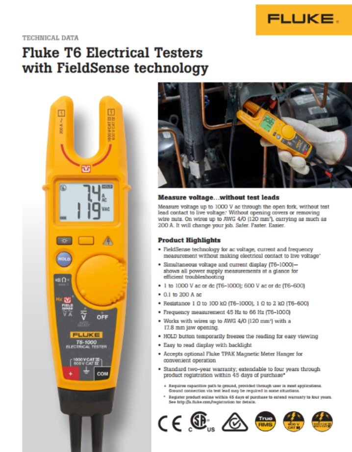 Fluke New Products