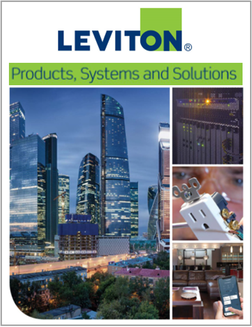 Leviton Miscellaneous Product Solutions New Products