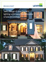 Leviton Decora Smart Wi-Fi Fan 4-Speed Controller New Products