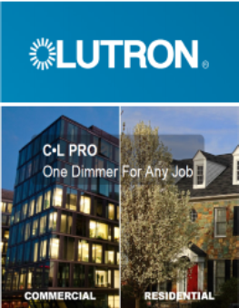 Lutron New Products